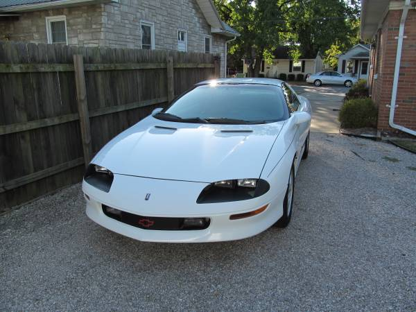 CHEVY CAMARO 1997 for sale in Evansville, KY – photo 2