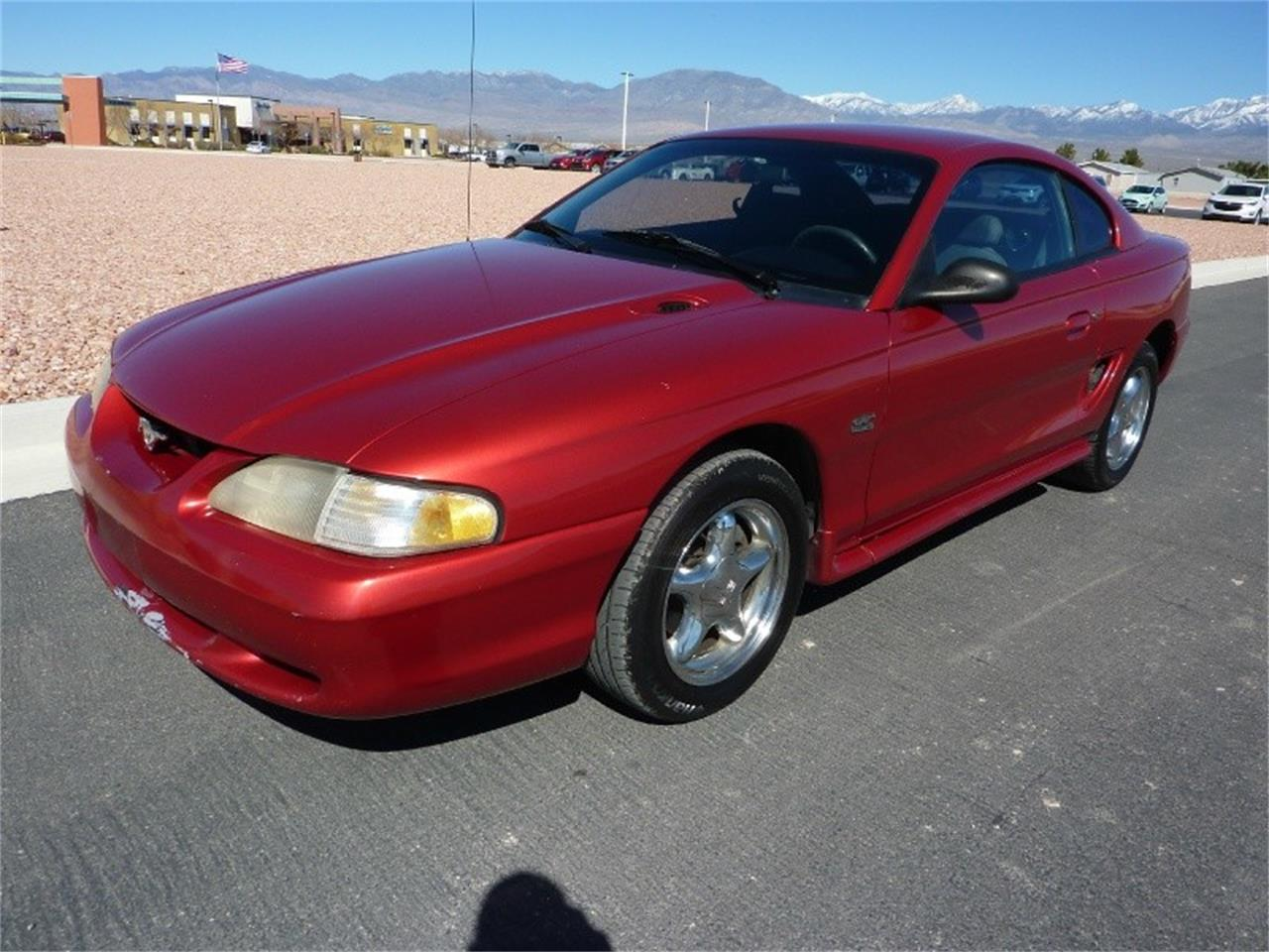 1995 Ford Mustang for sale in Pahrump, NV – photo 14