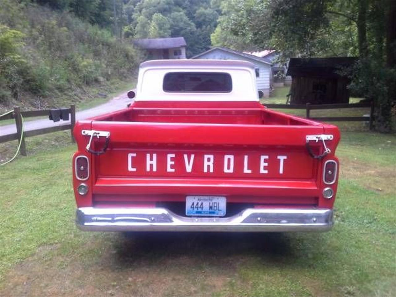 1966 Chevrolet C10 for sale in Cadillac, MI – photo 11