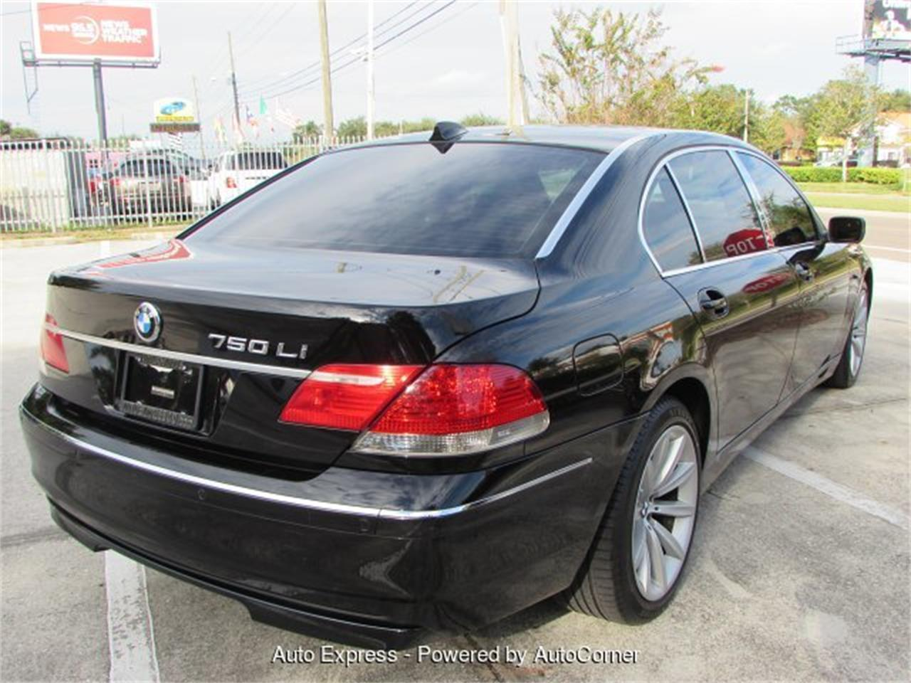 2007 BMW 7 Series for sale in Orlando, FL – photo 8
