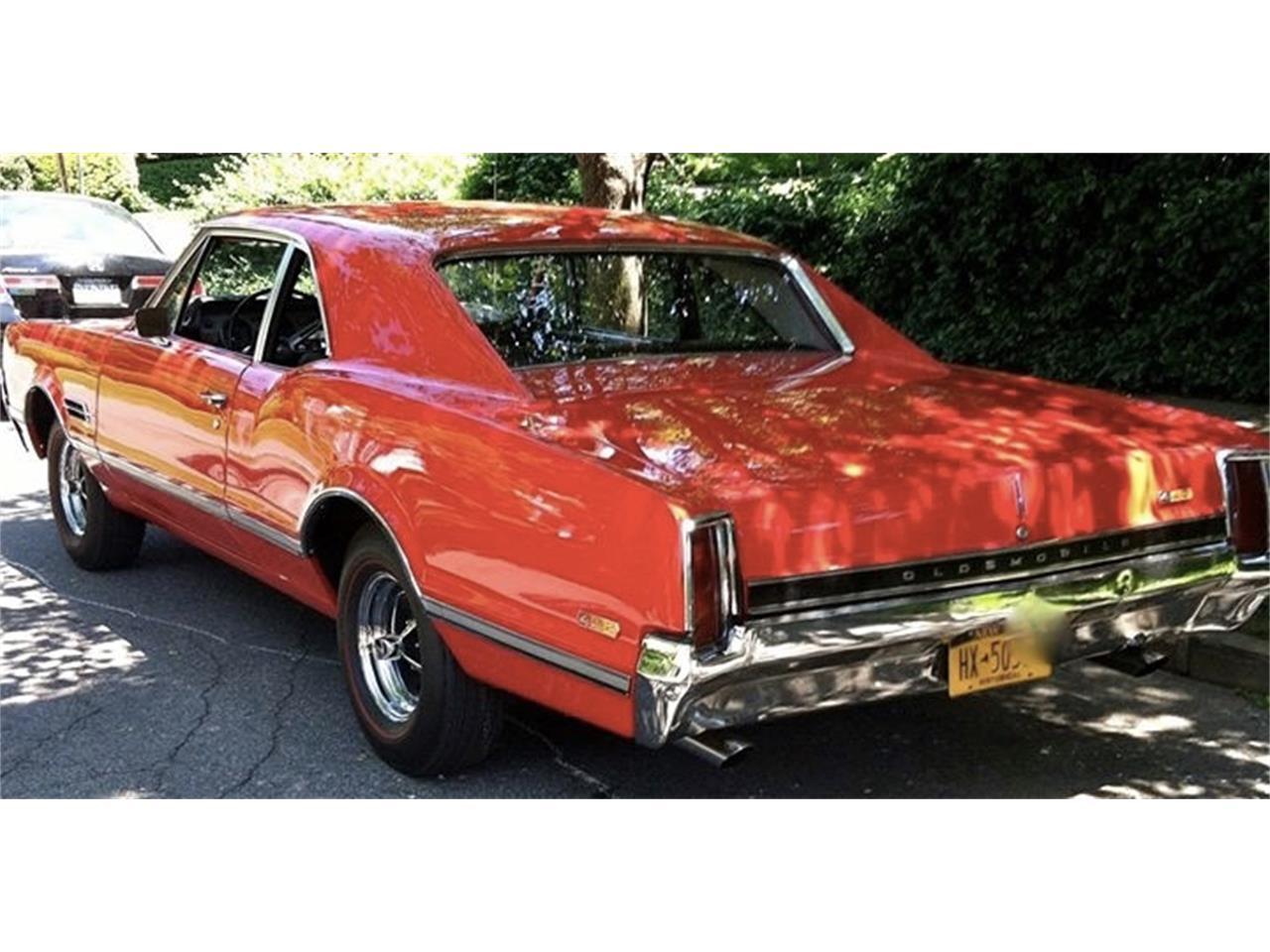 1966 Oldsmobile 442 for sale in Mount Vernon, NY