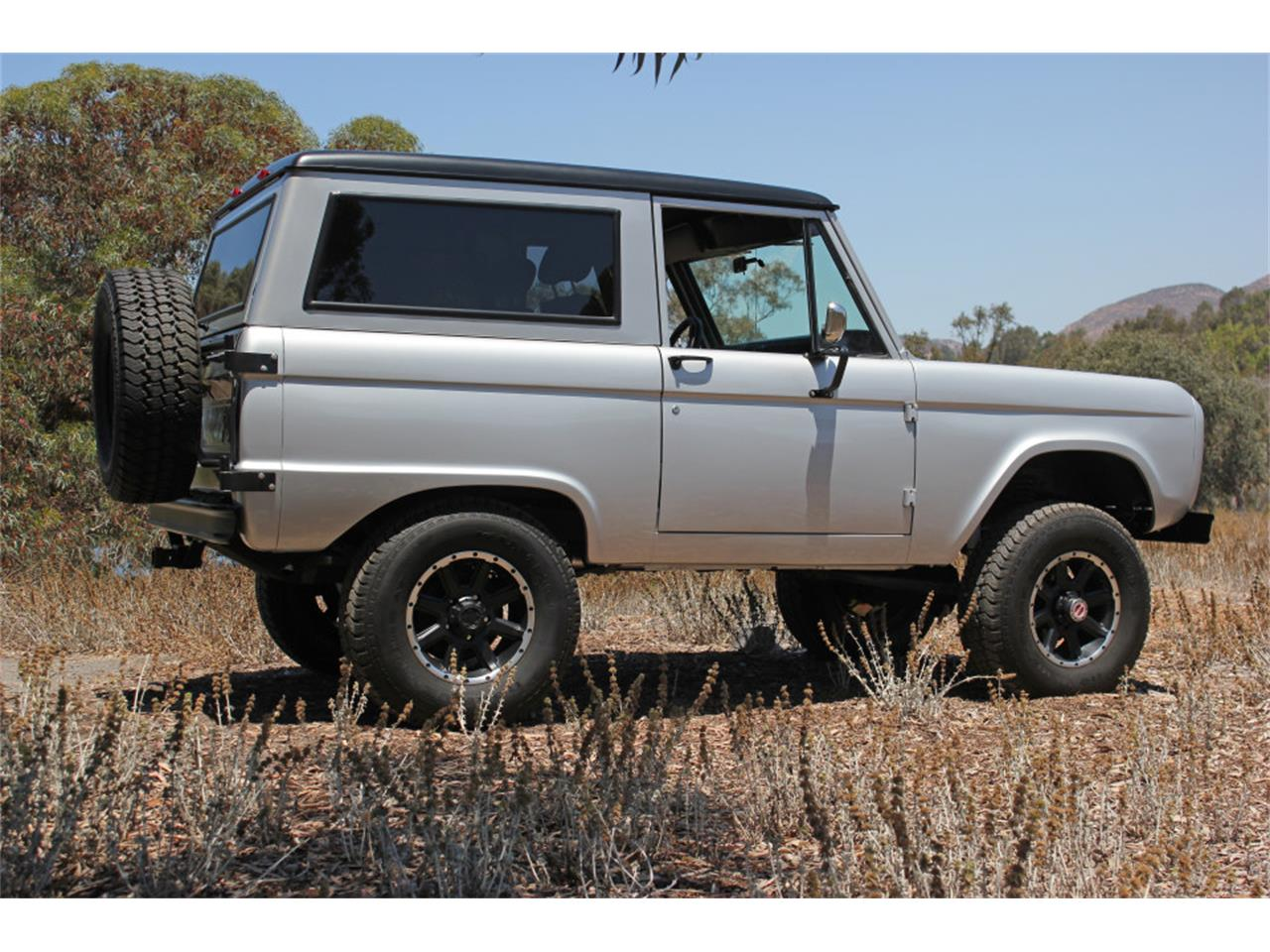 1969 Ford Bronco for sale in San Diego, CA – photo 77