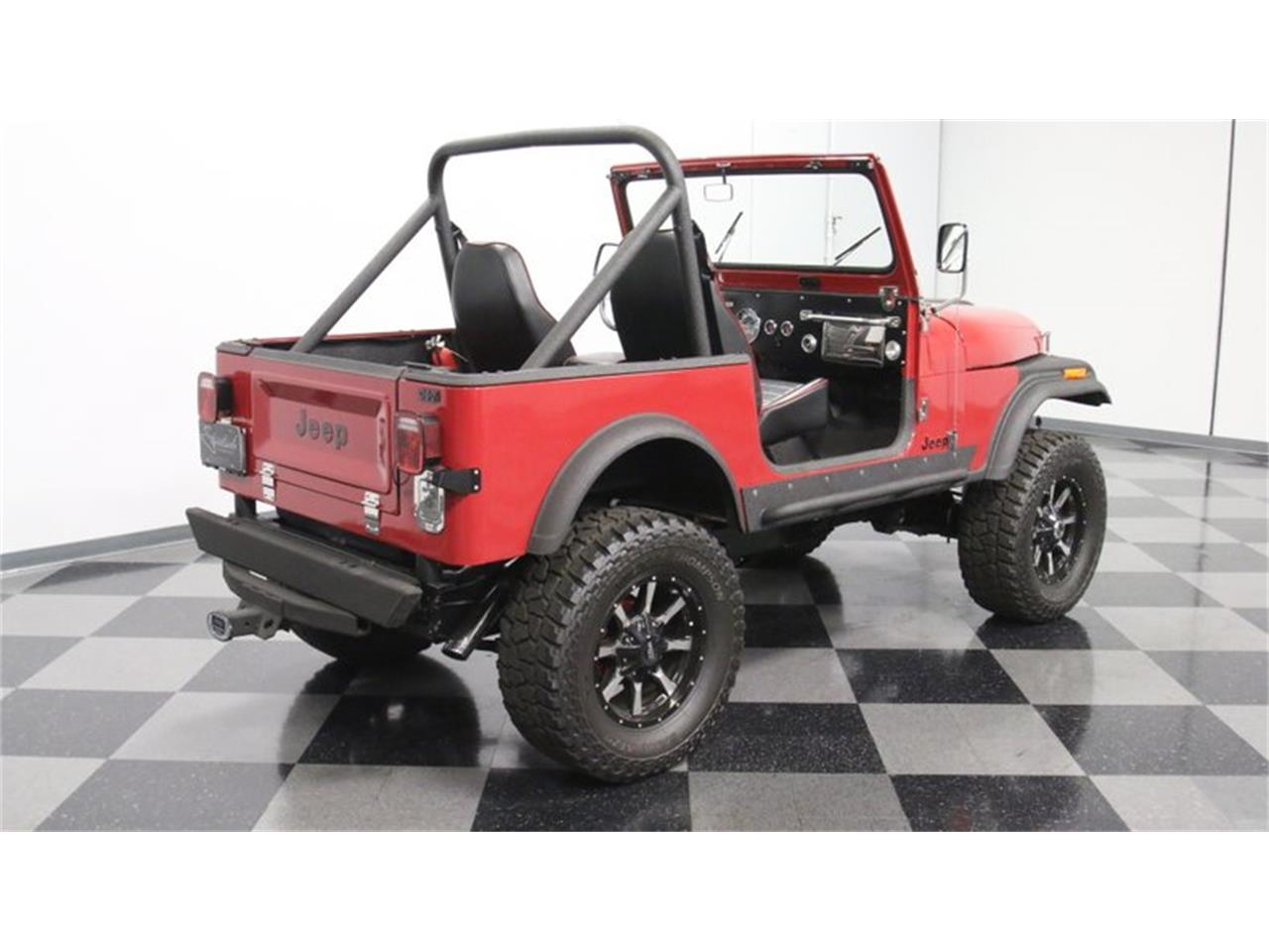 1982 Jeep CJ7 for sale in Lithia Springs, GA – photo 27