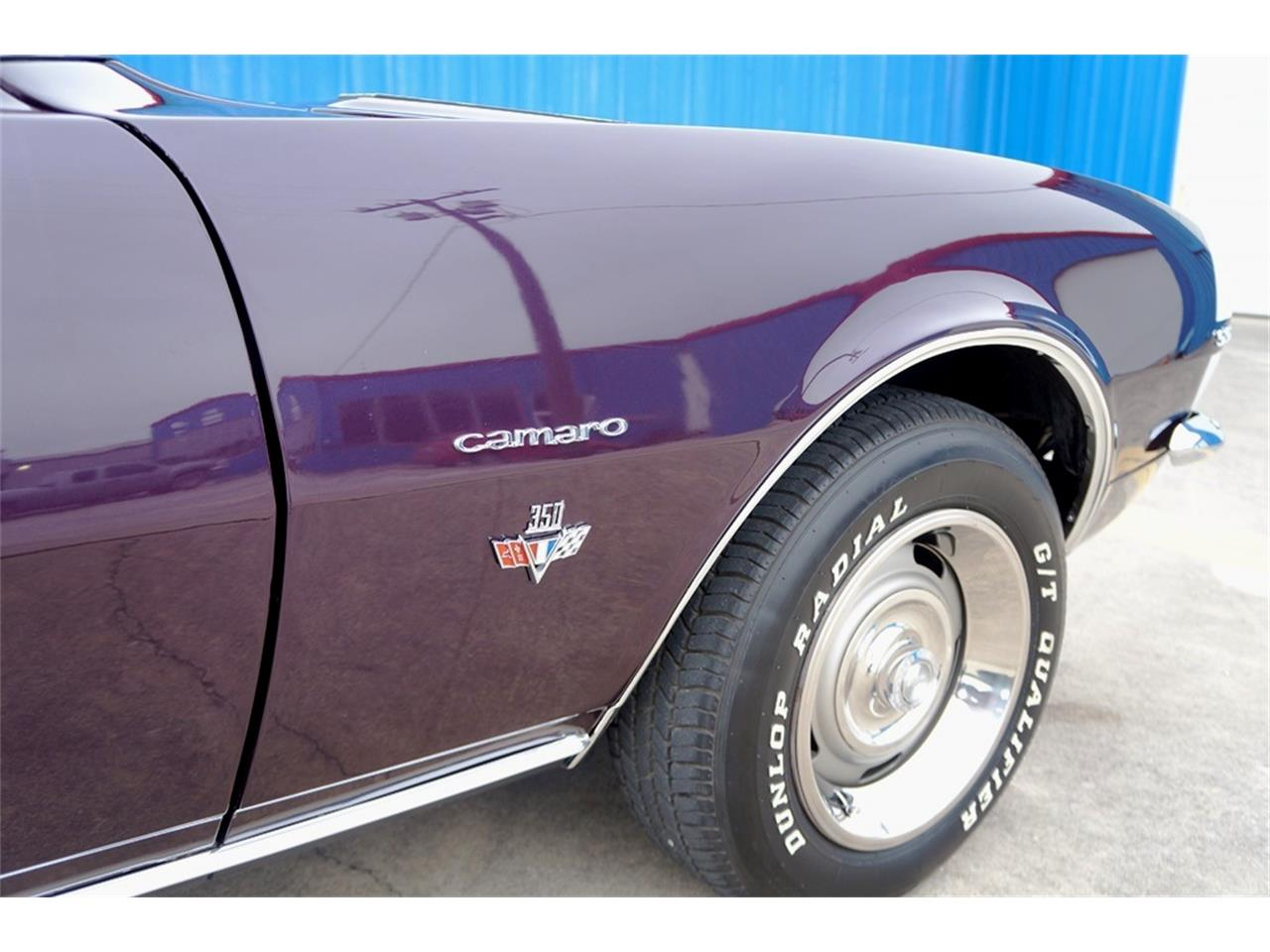 1967 Chevrolet Camaro for sale in New Braunfels, TX – photo 48