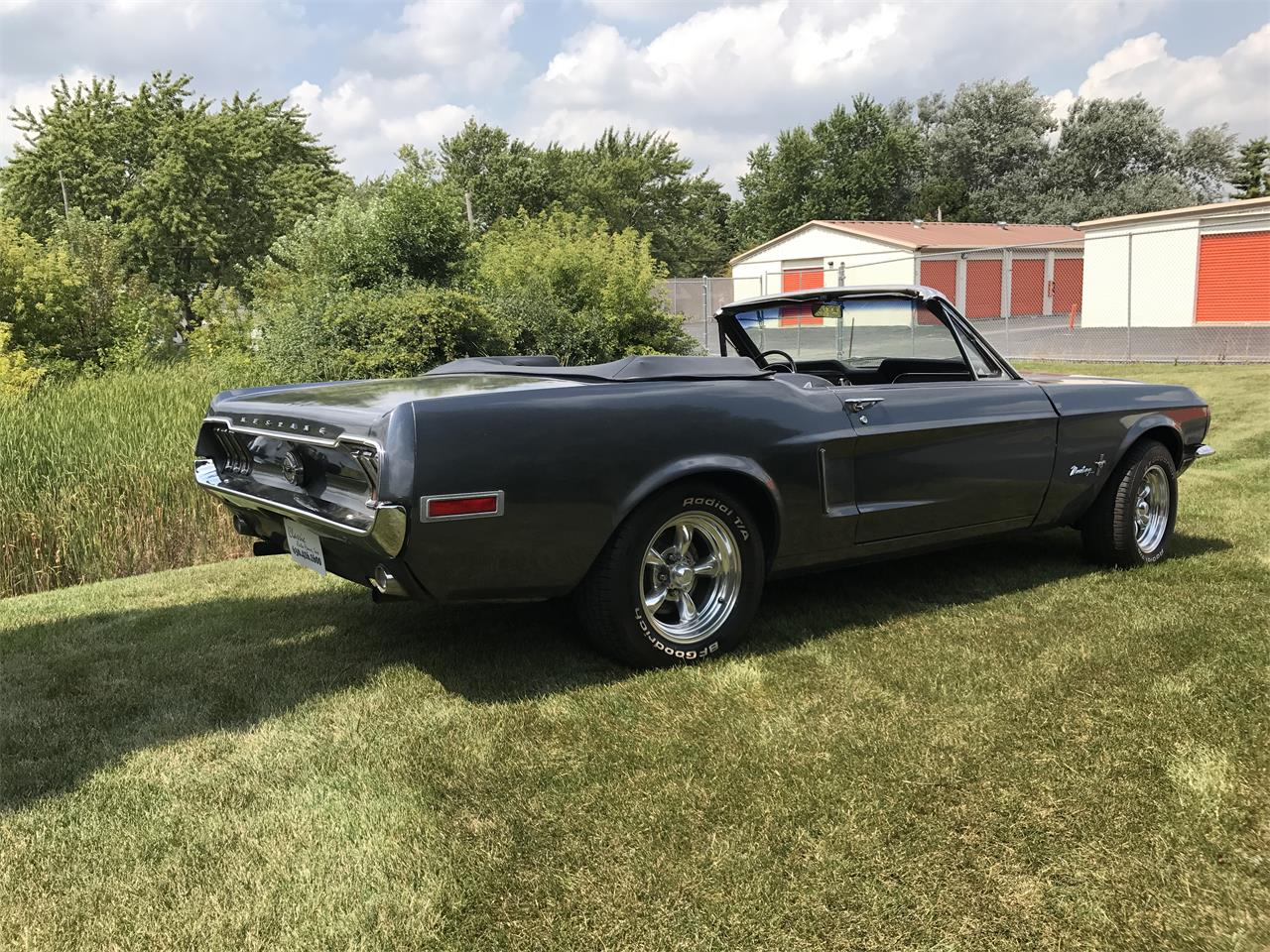 1968 Ford Mustang for sale in Geneva, IL – photo 9