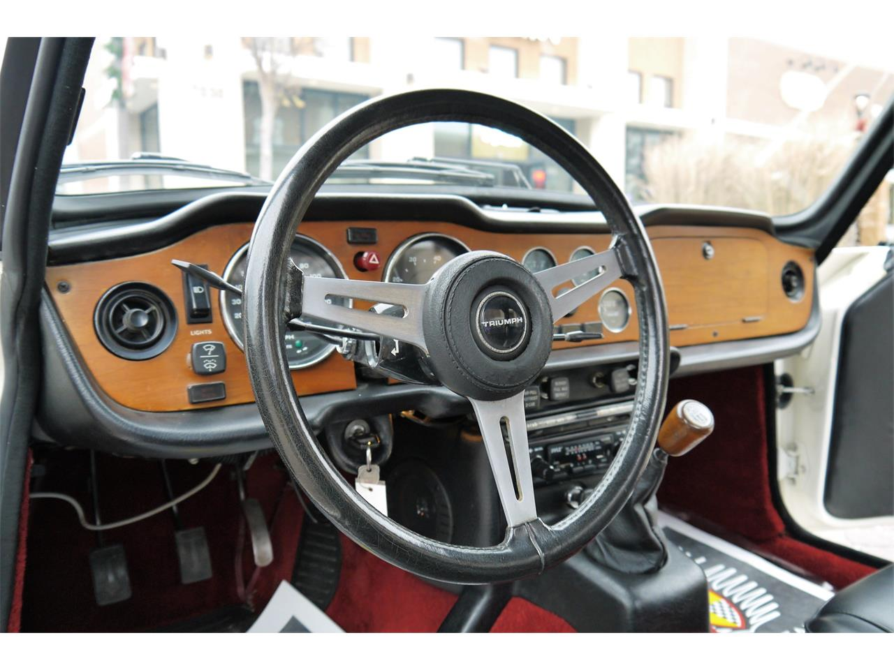 1976 Triumph TR6 for sale in Brentwood, TN – photo 5