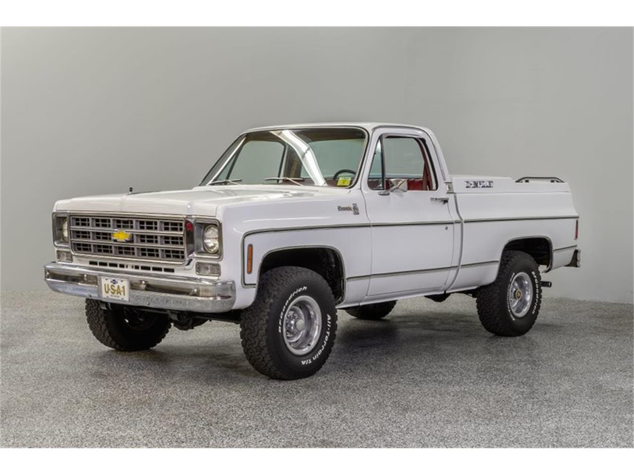1978 Chevrolet C10 for sale in Concord, NC