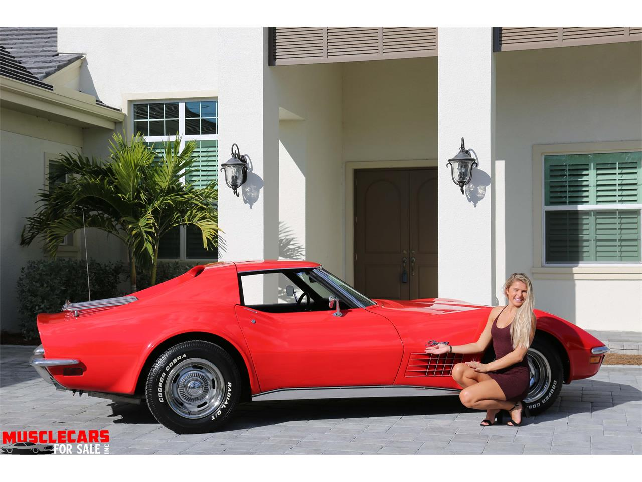 1972 Chevrolet Corvette for sale in Fort Myers, FL – photo 13