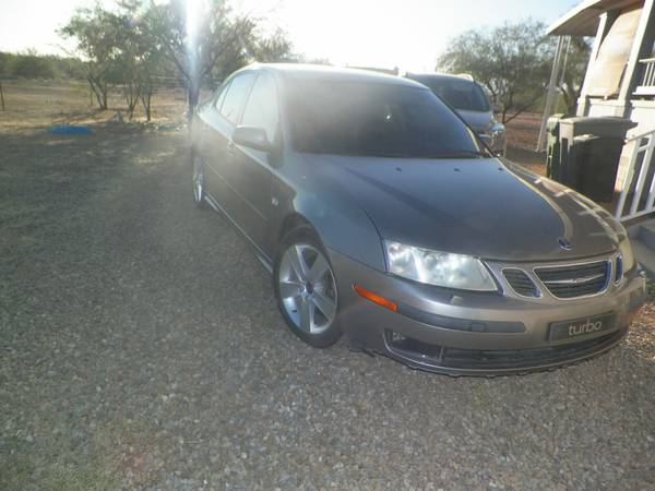 2006 SAAB MODEL 9-3 V-6 TURBO LOW MILES LOOKS AND RUNS LIKE NEW ONLY for sale in Rillito, AZ – photo 2