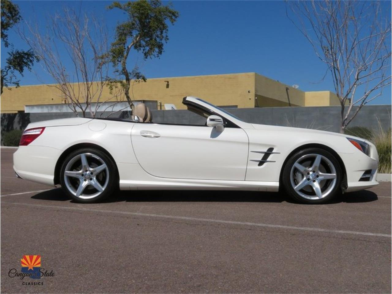 2013 Mercedes-Benz SL-Class for sale in Tempe, AZ – photo 42