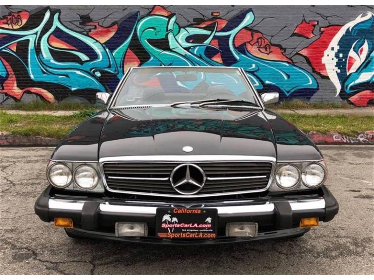 1988 Mercedes-Benz 560 for sale in Los Angeles, CA – photo 2