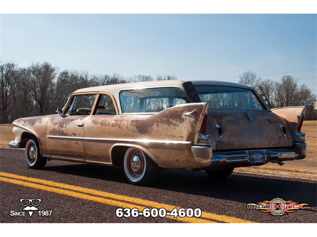 1960 Plymouth Station Wagon for sale in St. Louis, MO – photo 8