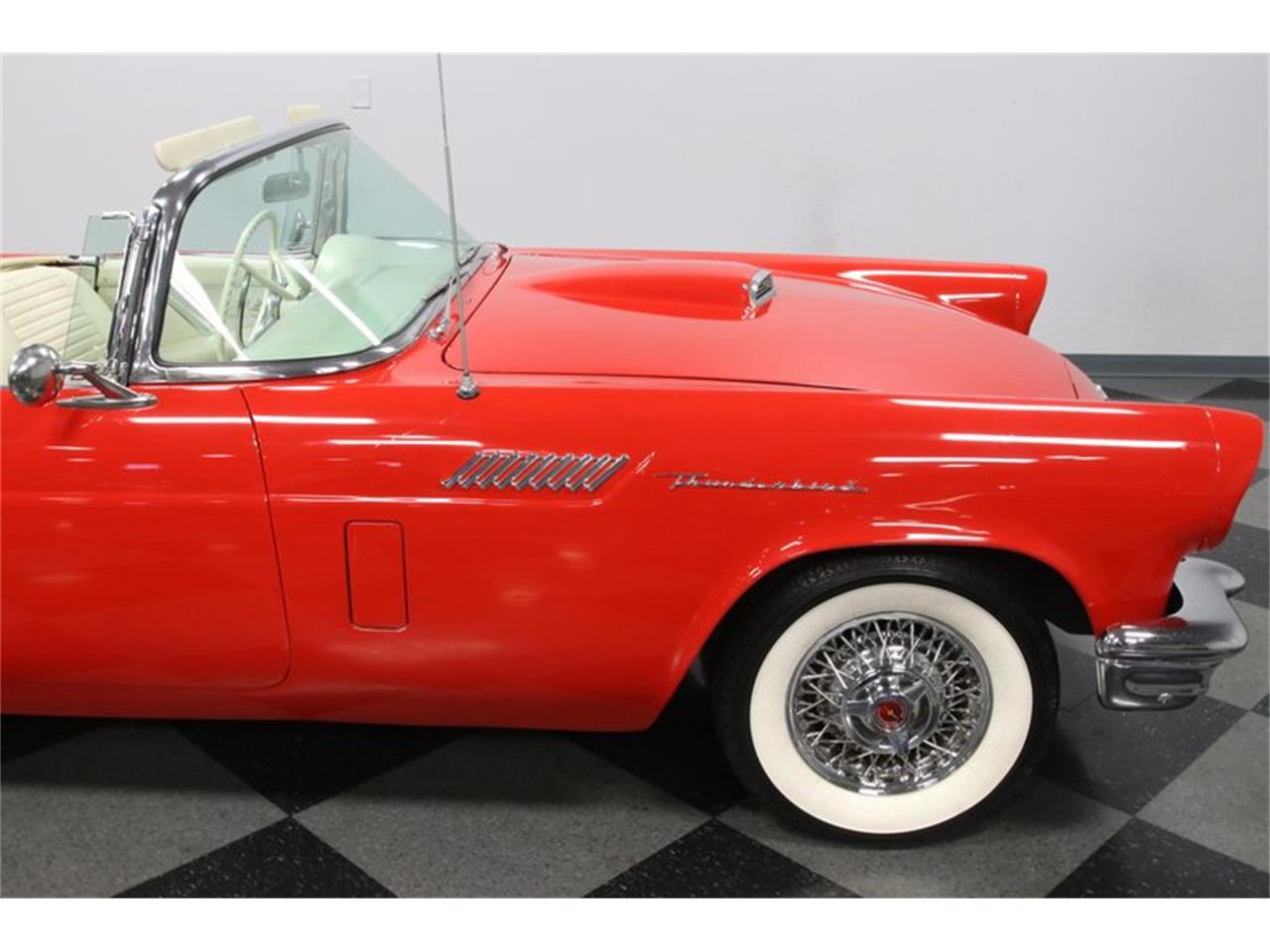 1957 Ford Thunderbird for sale in Concord, NC – photo 37