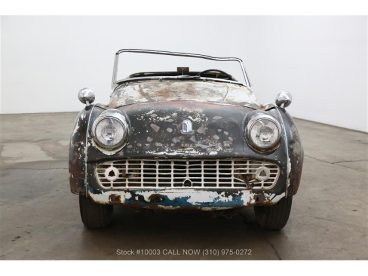 1960 Triumph TR3A for sale in Beverly Hills, CA – photo 2