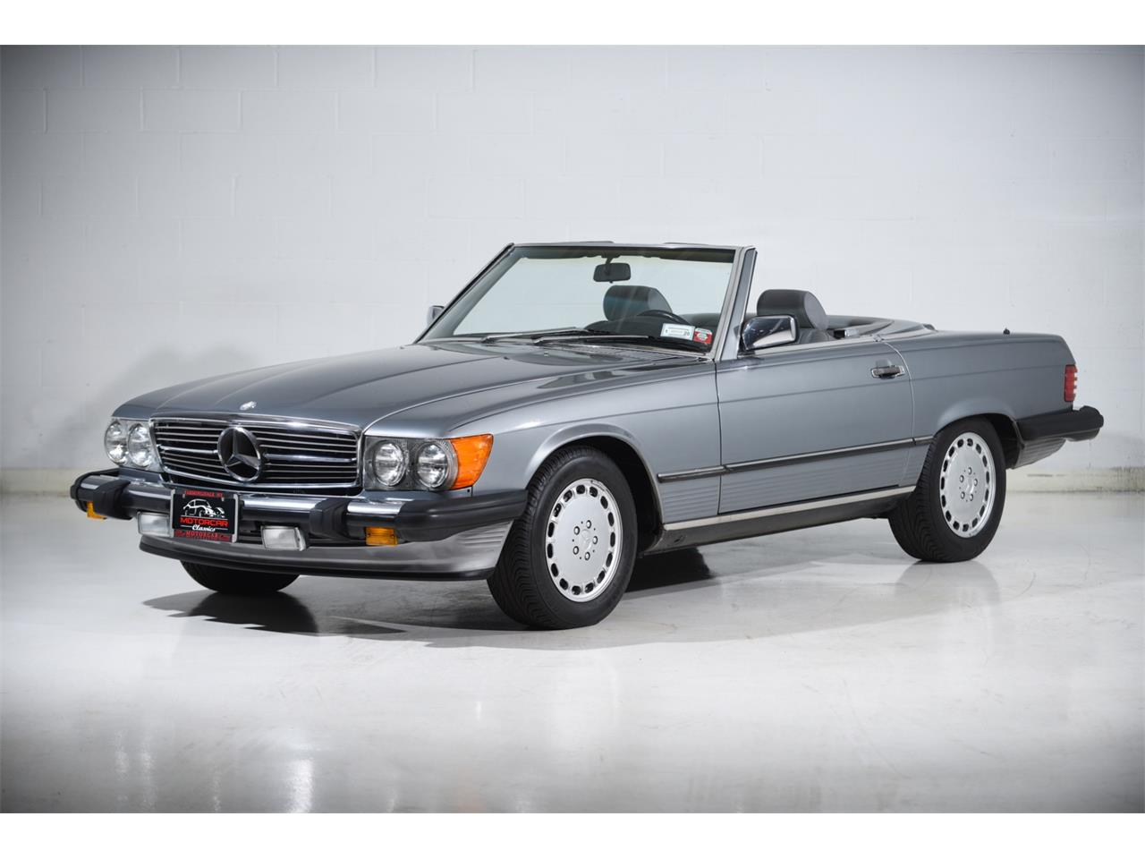 1988 Mercedes-Benz 560 for sale in Farmingdale, NY – photo 3
