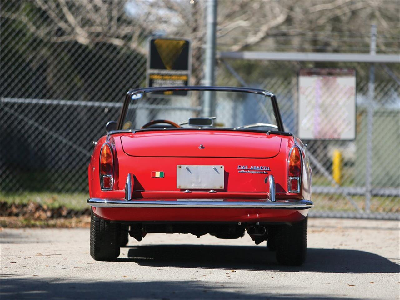 1965 Fiat Abarth 1500 for sale in Fort Lauderdale, FL – photo 10