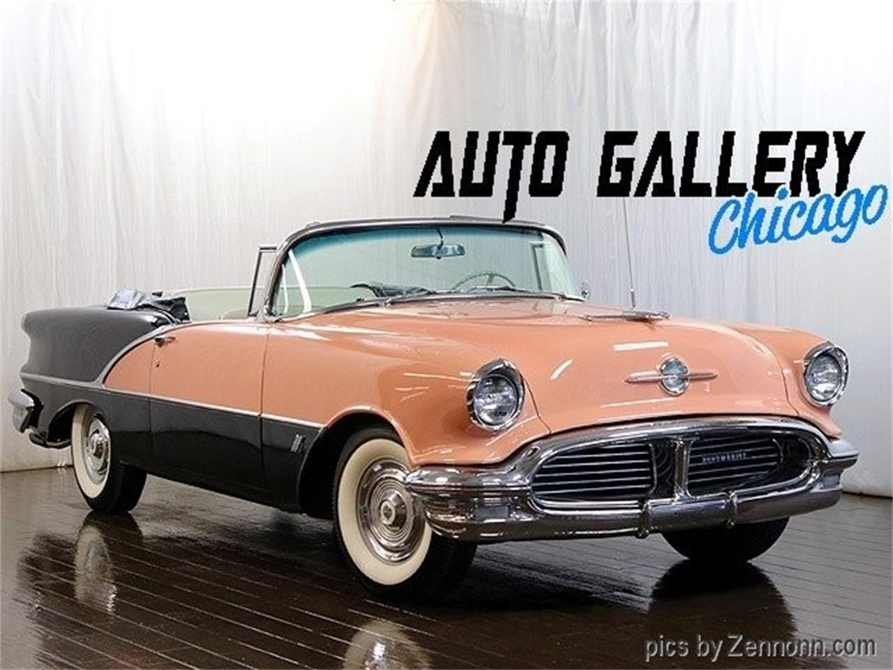1956 Oldsmobile Super 88 for sale in Addison, IL