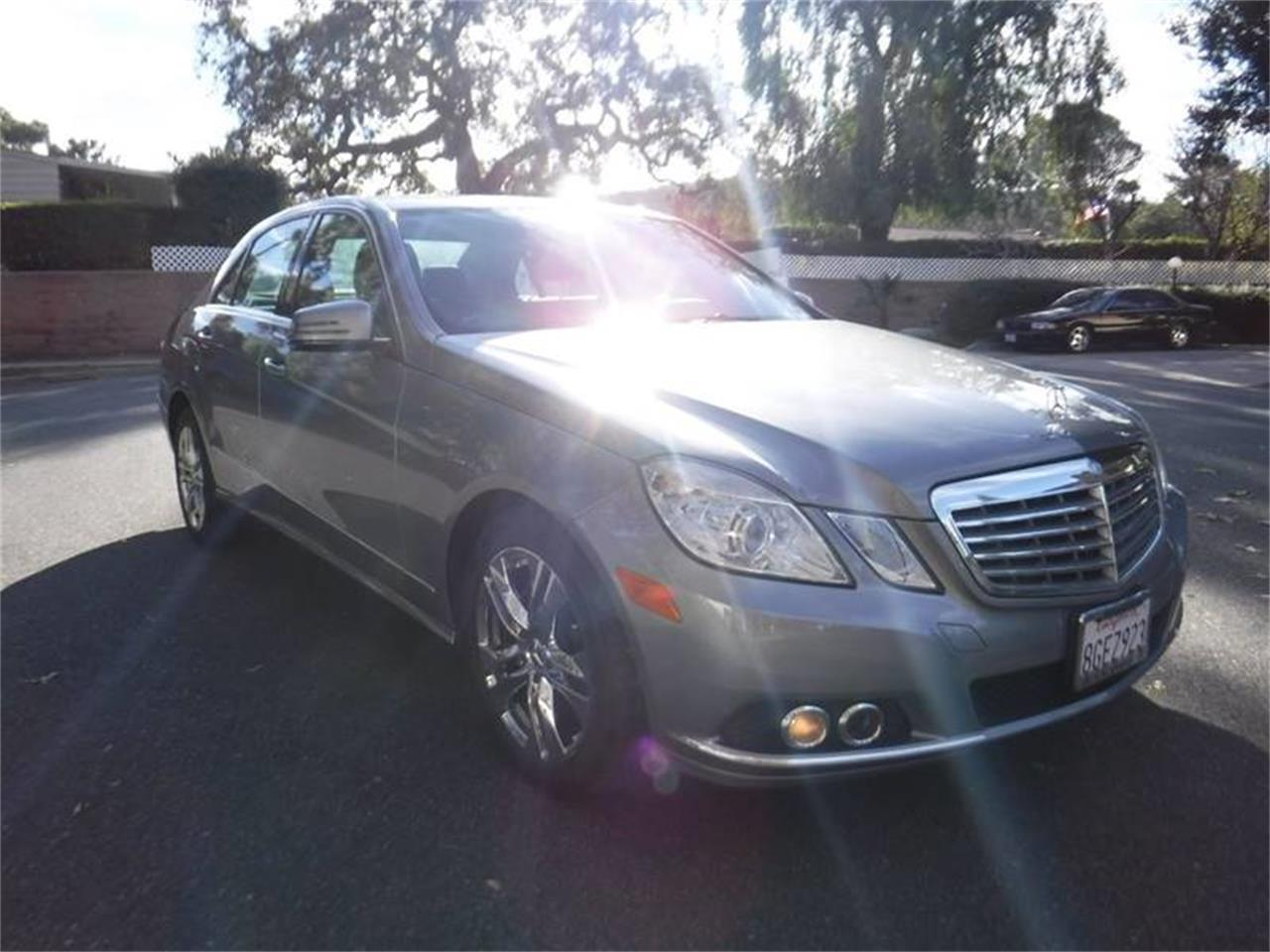 2010 Mercedes-Benz E-Class for sale in Thousand Oaks, CA – photo 3