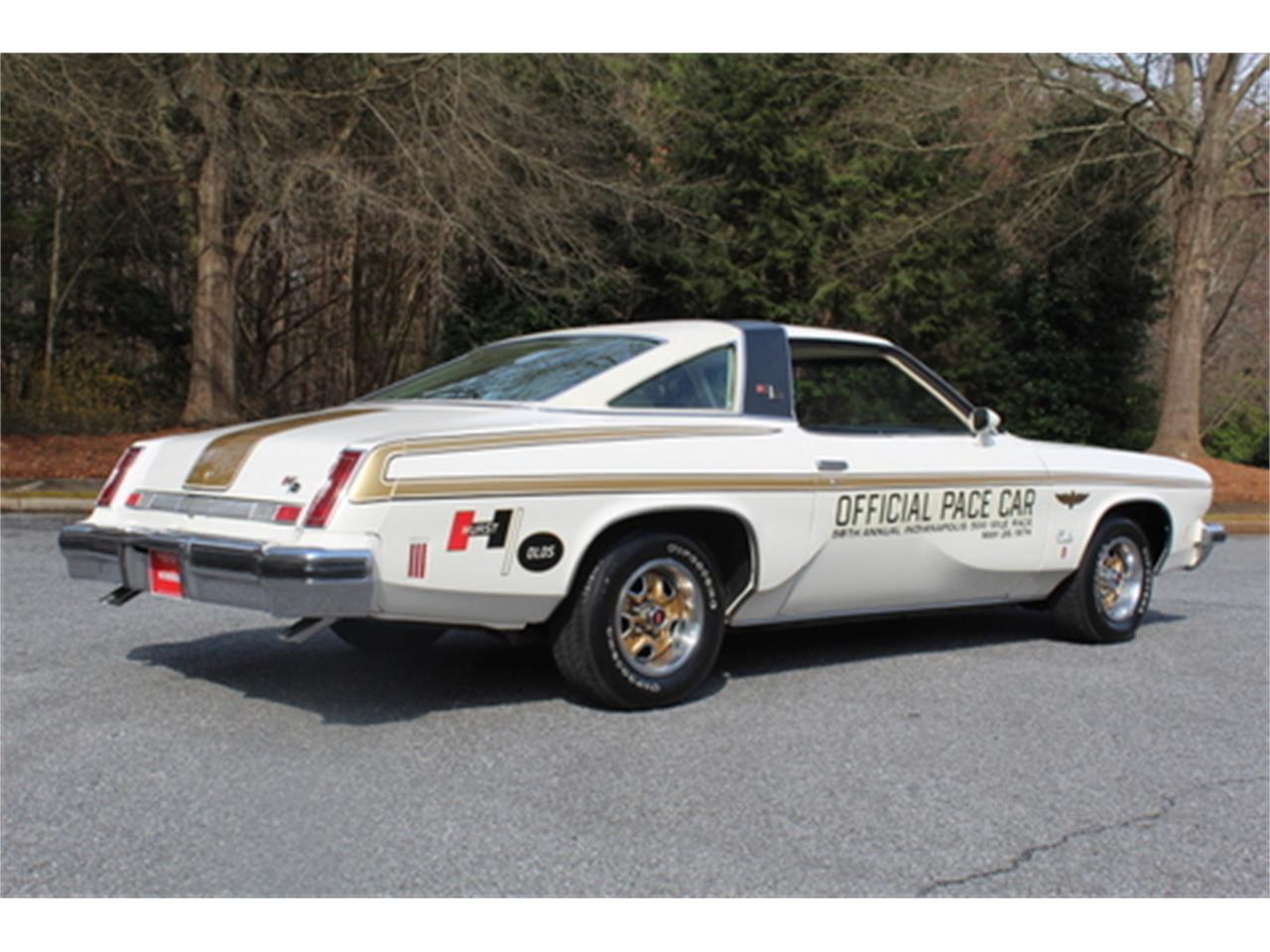 1974 Oldsmobile Cutlass for sale in Roswell, GA – photo 37