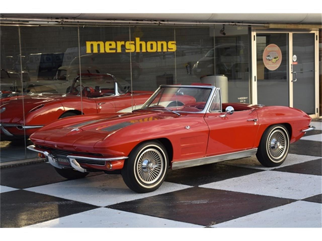1963 Chevrolet Corvette for sale in Springfield, OH – photo 9
