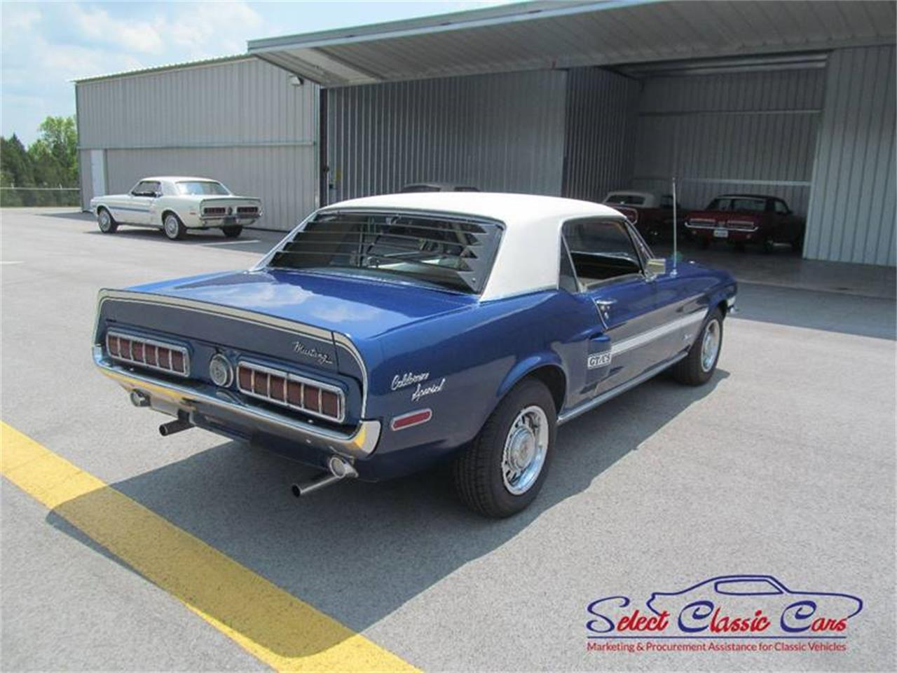 1968 Ford Mustang for sale in Hiram, GA – photo 8
