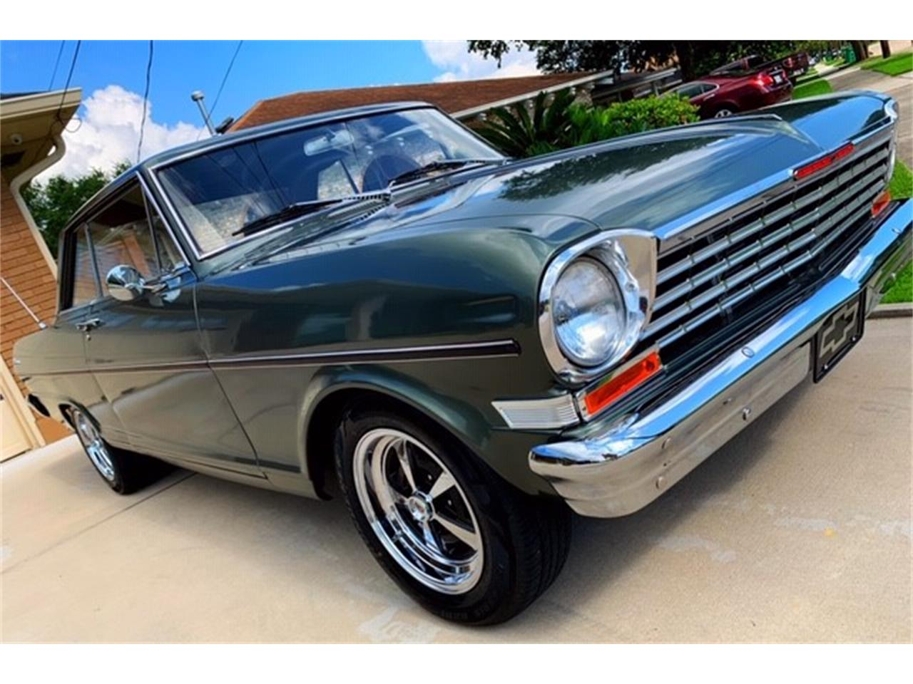 1963 Chevrolet Chevy II Nova SS for sale in Metairie, LA