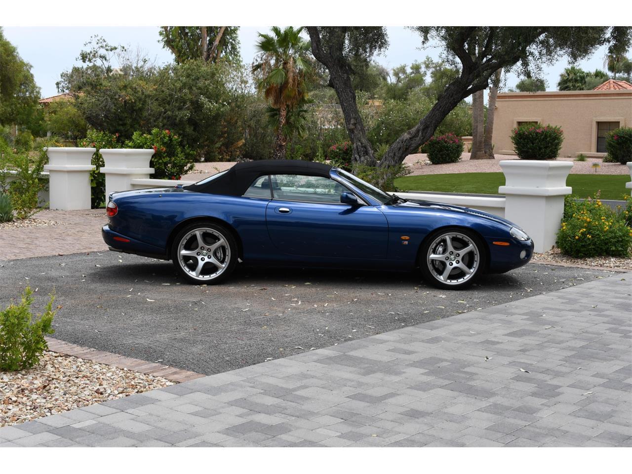 2004 Jaguar XKR for sale in Phoenix, AZ / classiccarsbay.com