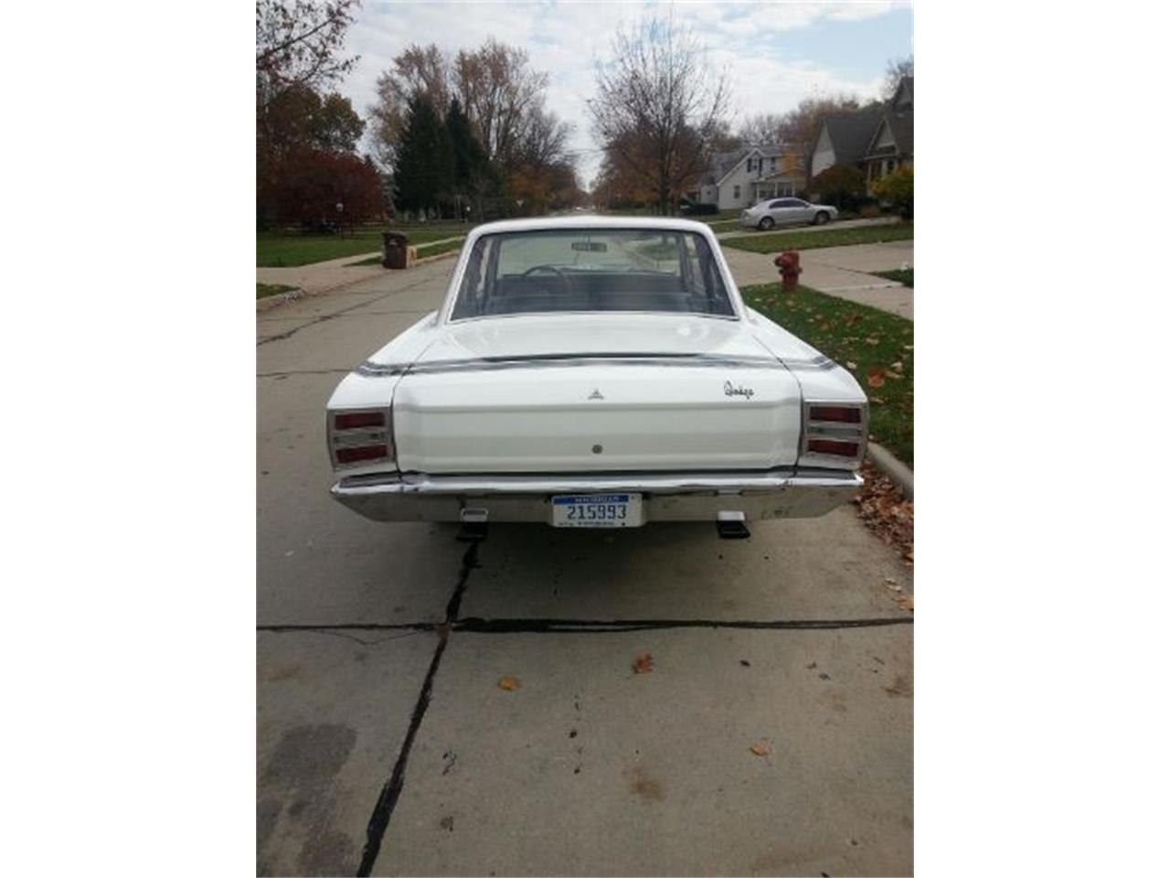 1968 Dodge Dart for sale in Cadillac, MI – photo 2