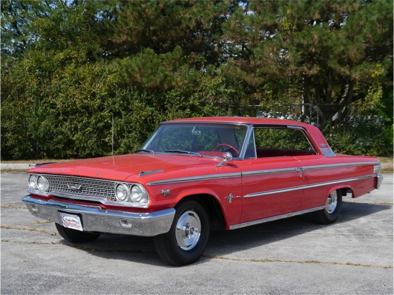 1963 Ford Galaxie 500 for sale in Alsip, IL – photo 39