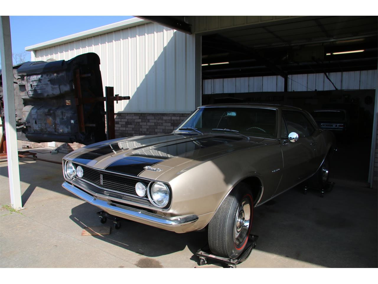 1967 Chevrolet Camaro Z28 for sale in Scottsdale, AZ – photo 4