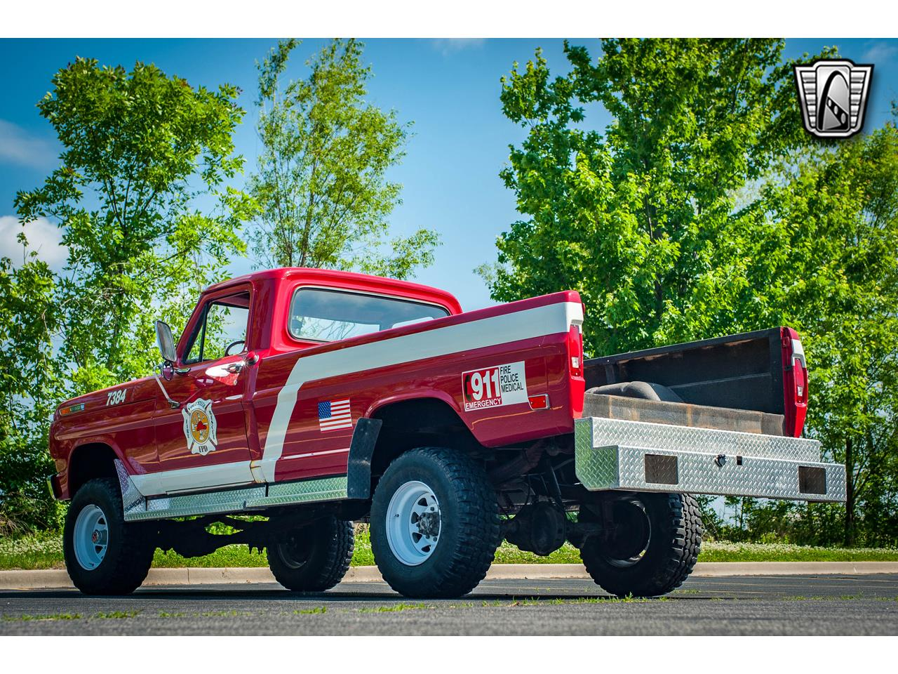 1968 Ford F250 for sale in O'Fallon, IL – photo 48