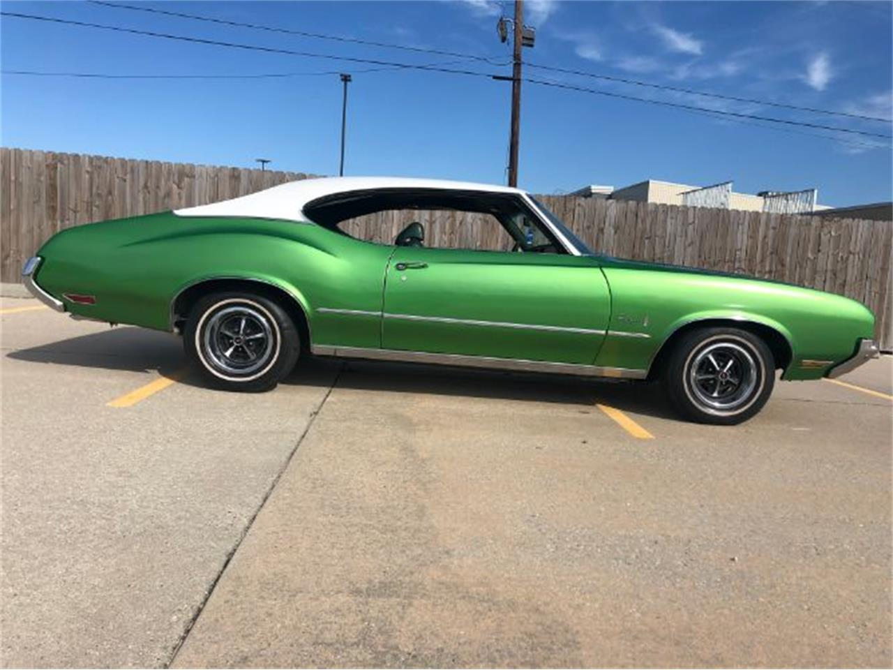 1972 Oldsmobile Cutlass for sale in Cadillac, MI – photo 6