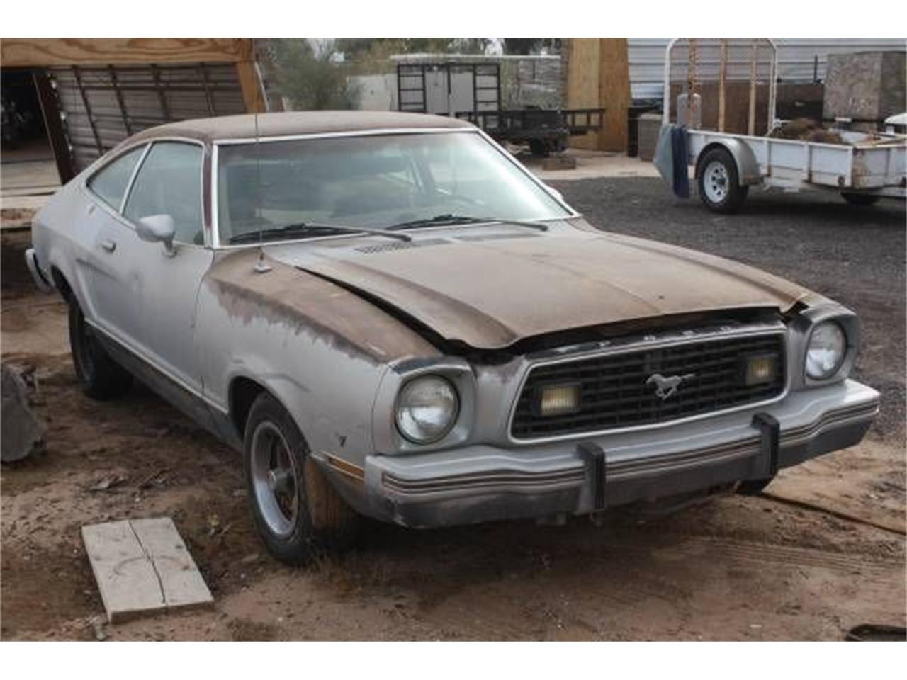 1977 Ford Mustang for sale in Cadillac, MI