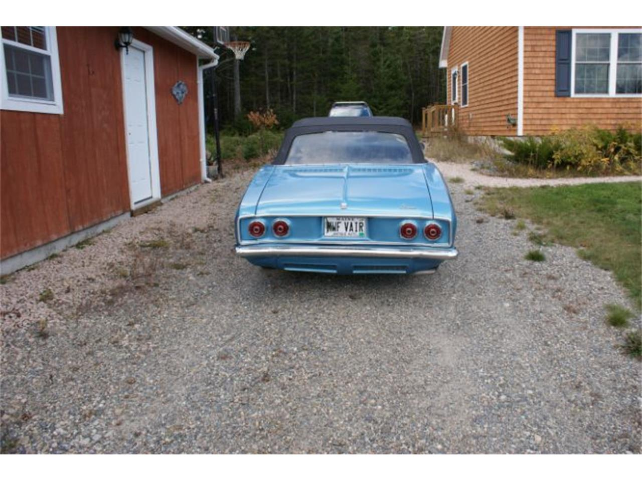 1966 Chevrolet Corvair for sale in Cadillac, MI – photo 3