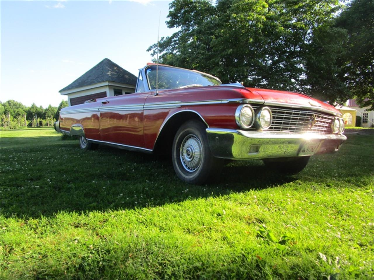 1962 Ford Galaxie 500 Sunliner for sale in Middletown, CT – photo 10