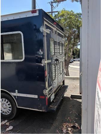 2001 gmc savana 3500 box truck for sale in fallbrook ca classiccarsbay com 2001 gmc savana 3500 box truck for sale