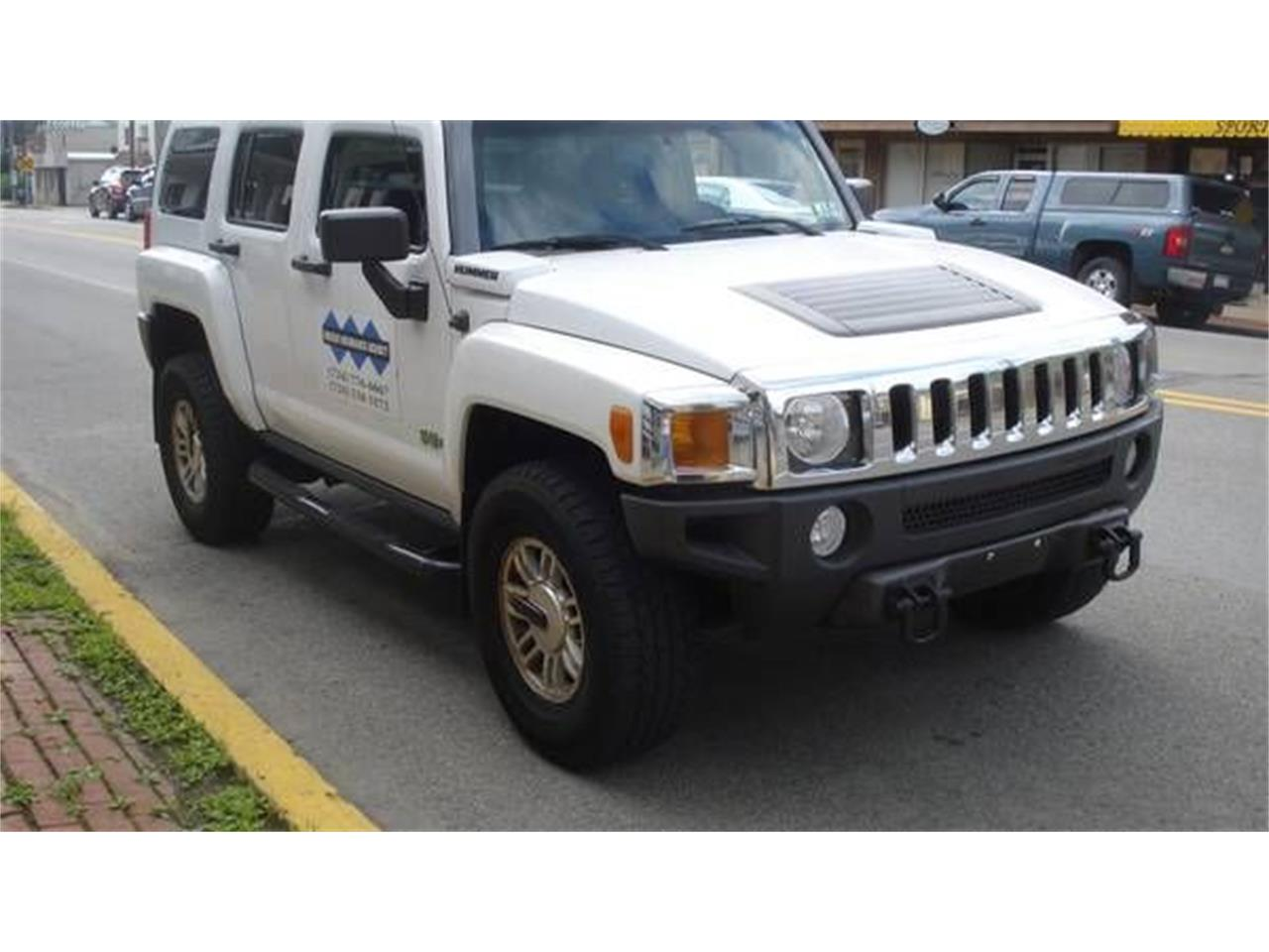 2006 Hummer H3 for sale in Cadillac, MI