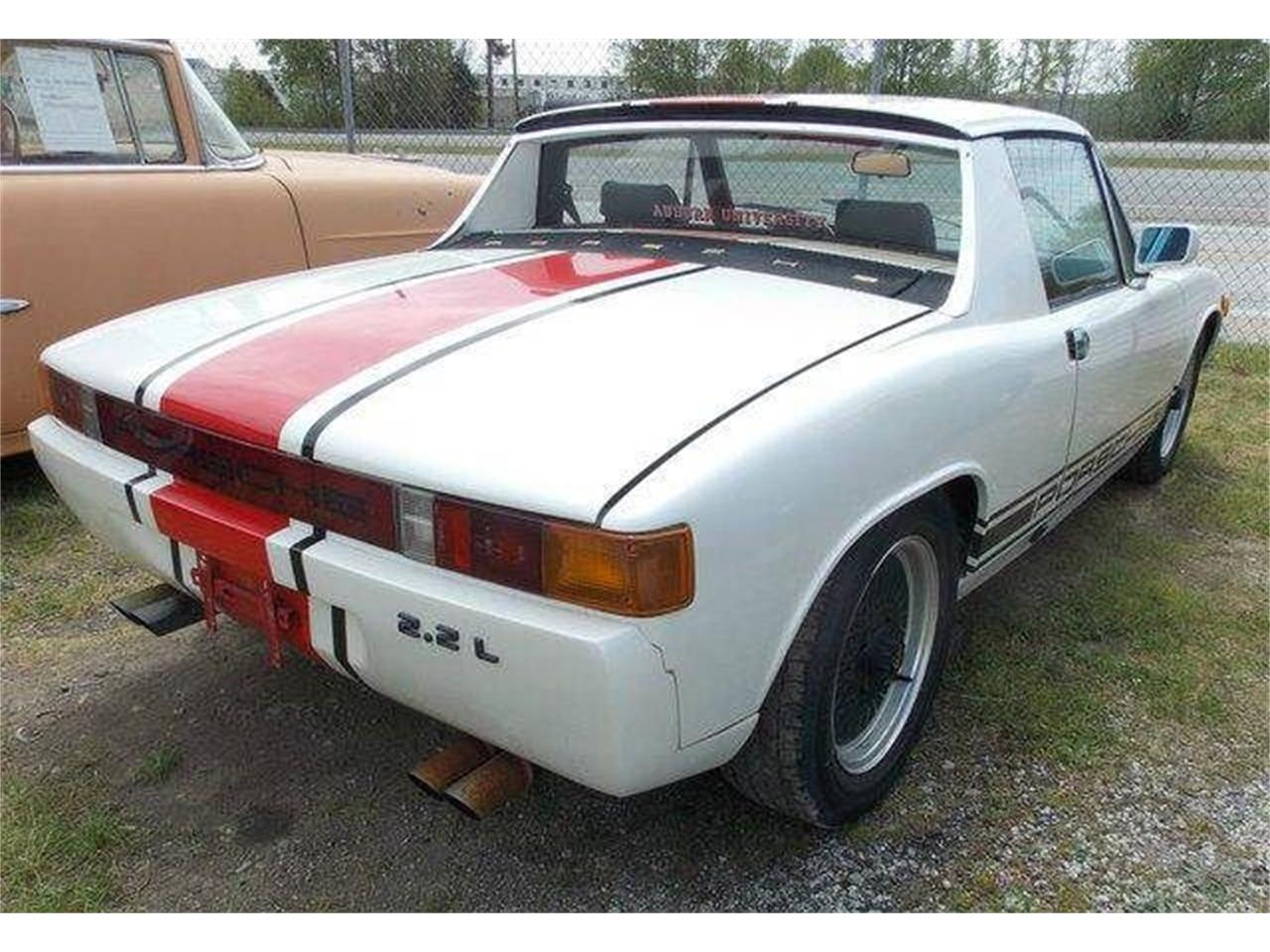 1973 Porsche 914 for sale in Cadillac, MI – photo 7