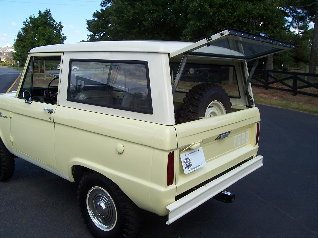 1966 Ford Bronco for sale in Alpharetta, GA – photo 23