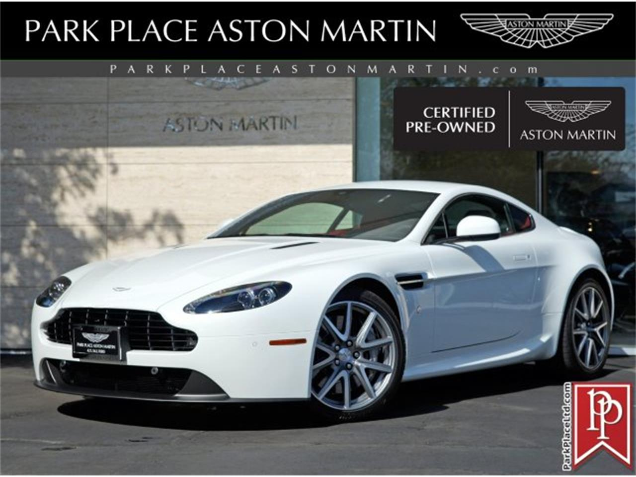 2013 Aston Martin Vantage For Sale In Bellevue Wa Classiccarsbay Com