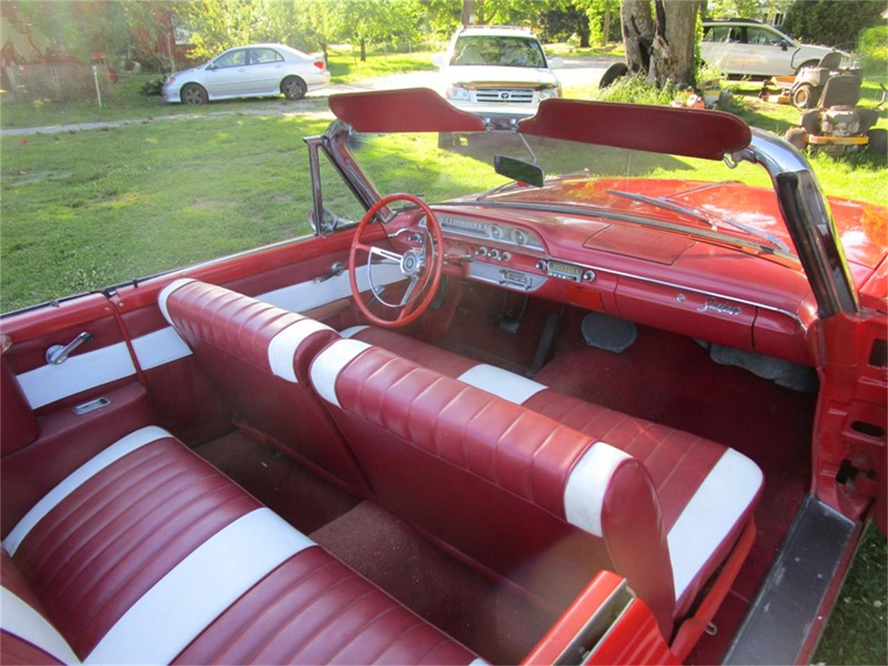 1962 Ford Galaxie 500 Sunliner for sale in Middletown, CT – photo 22