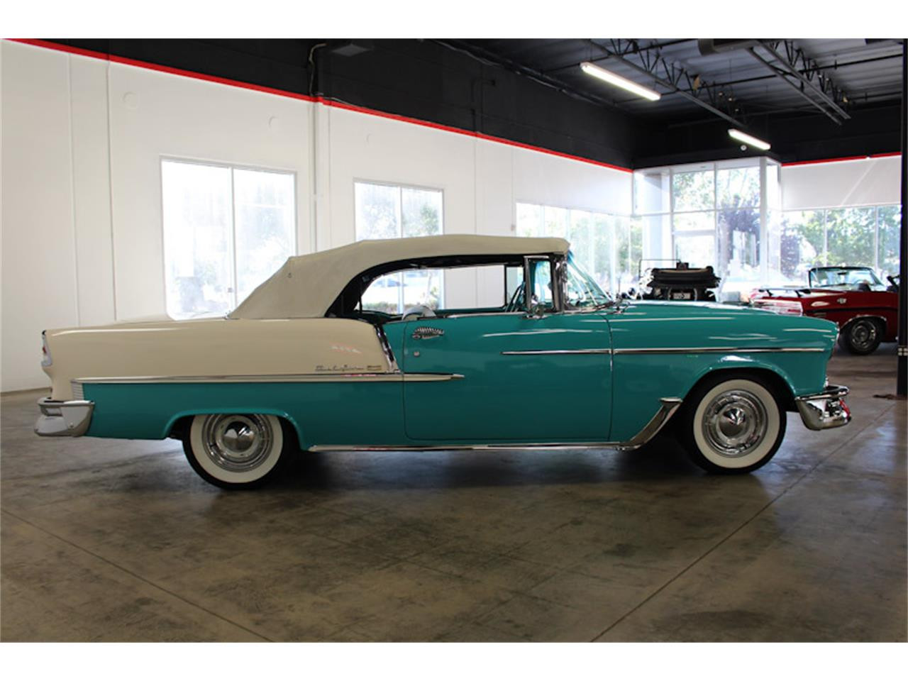 1955 Chevrolet Bel Air for sale in Fairfield, CA – photo 38