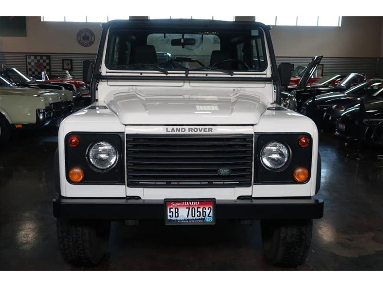 1995 Land Rover Defender for sale in Hailey, ID – photo 9