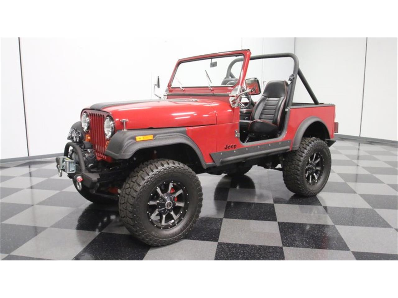 1982 Jeep CJ7 for sale in Lithia Springs, GA – photo 6