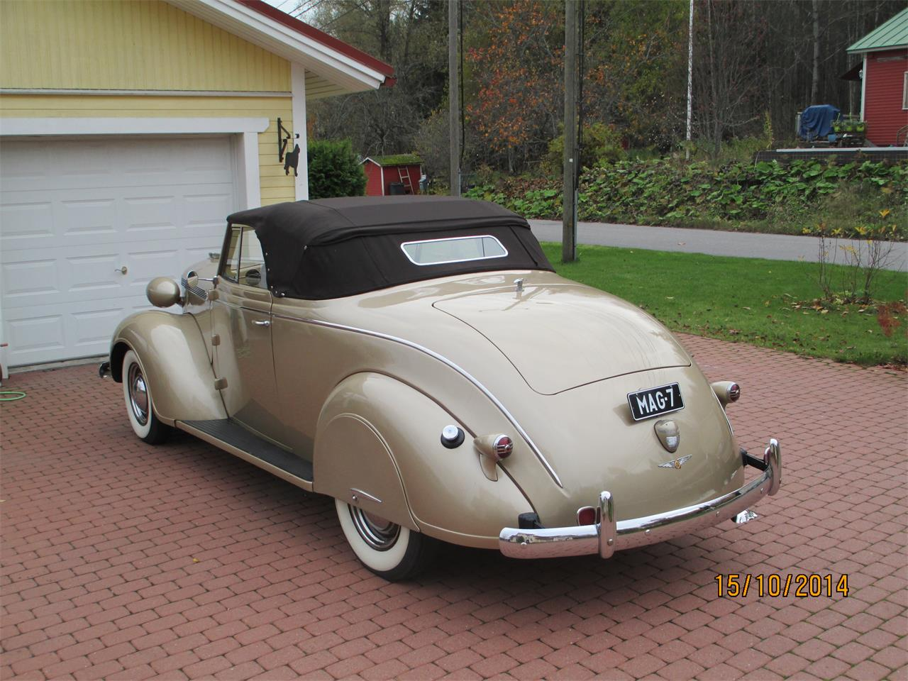 1937 Chrysler Royal for sale in Helsinki, Vantaa – photo 5