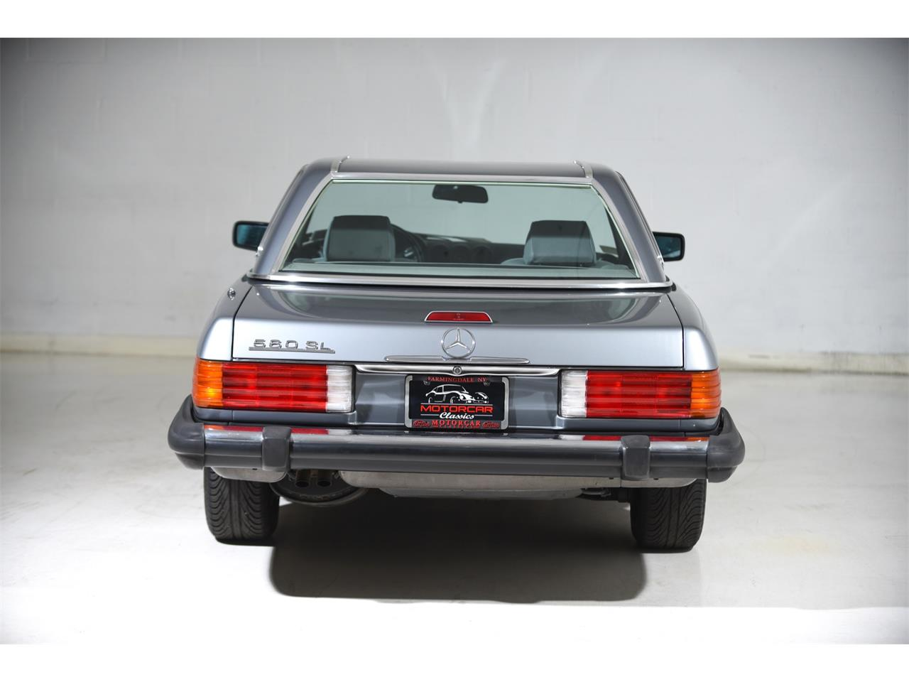 1988 Mercedes-Benz 560 for sale in Farmingdale, NY – photo 6