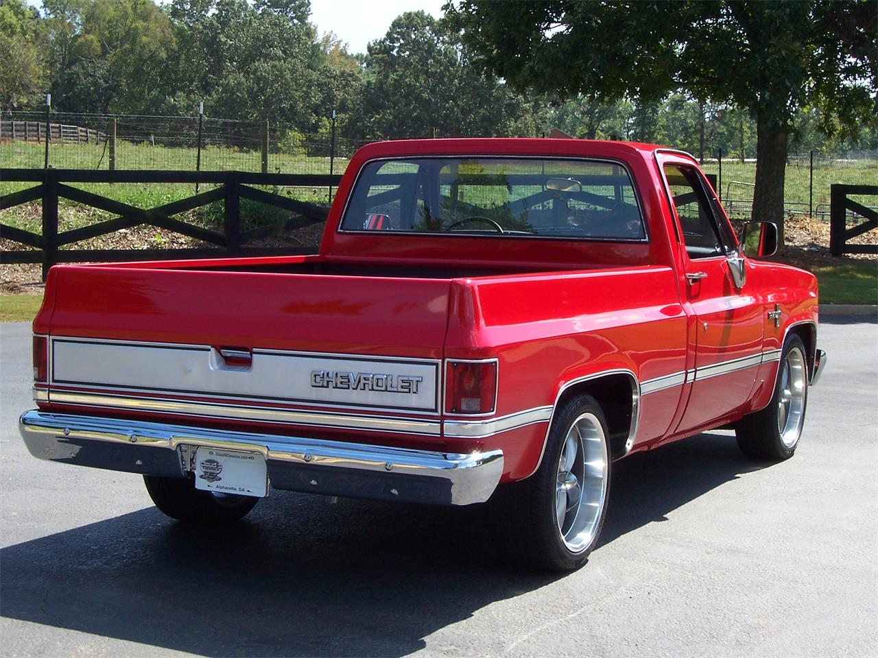 1985 Chevrolet C/K 10 for sale in Alpharetta, GA – photo 85