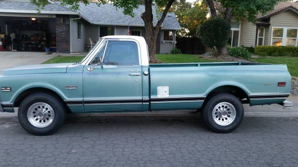 1970 GMC 2500 Pick Up for sale in Redding, CA – photo 3