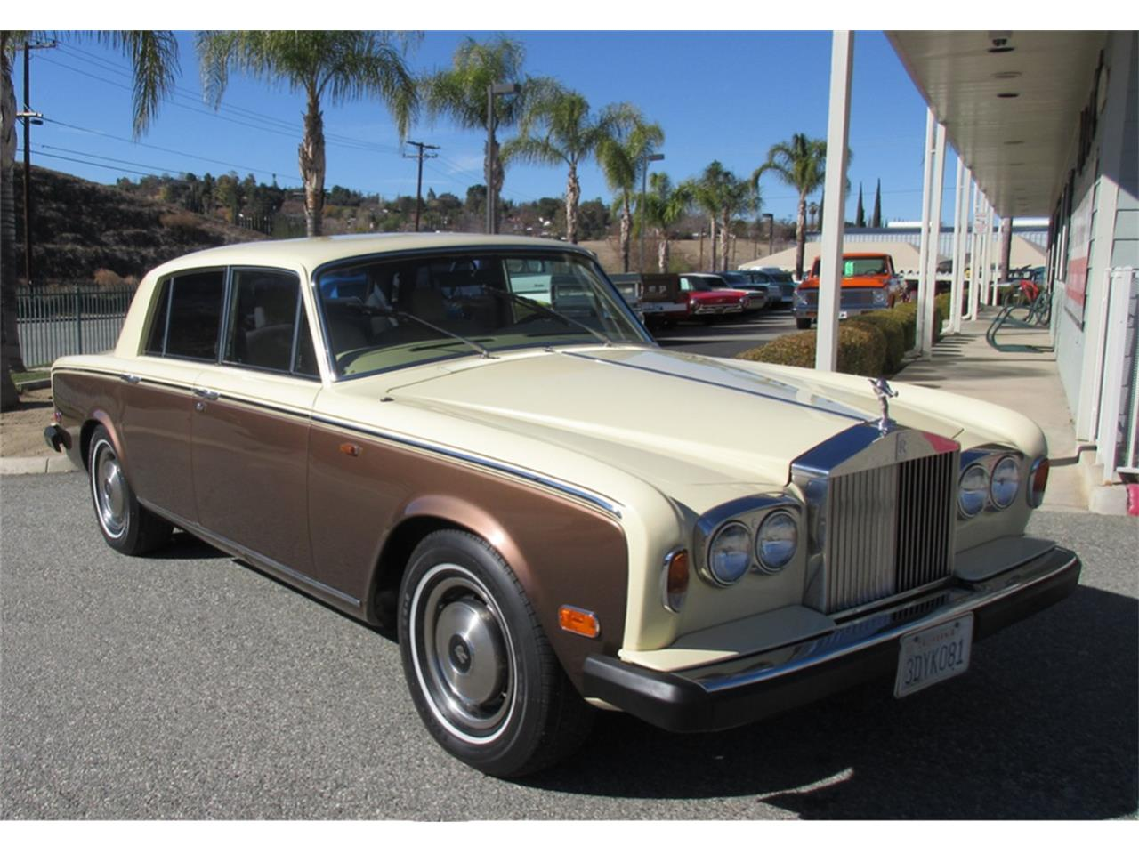 1978 Rolls-Royce Silver Cloud II for sale in Redlands, CA – photo 3