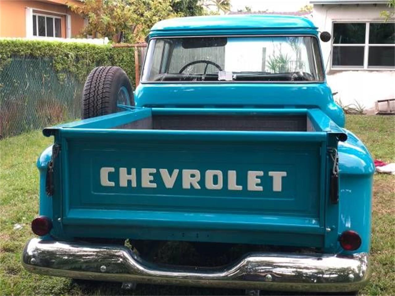 1959 Chevrolet 3100 for sale in Cadillac, MI – photo 2